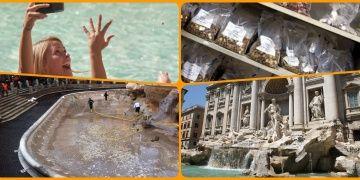 Romadaki Aşk Çeşmesinde bozuk para davasını Kilise kazandı
