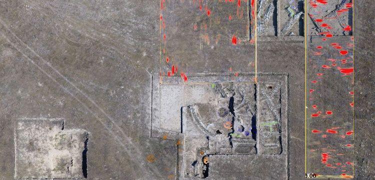 Batı Anadolunun en eskİ mimarİ kalıntıları ÇÜrÜksu Vadİsİnde