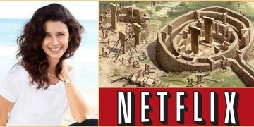 Netflix için Beren Saatli Göbeklitepe dizisi çekilecek