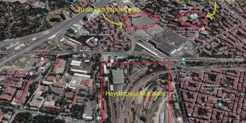 Haydarpaşadaki 3 ayrı arkeolojik kazı alanı birbiri ile bağlantılı mı?