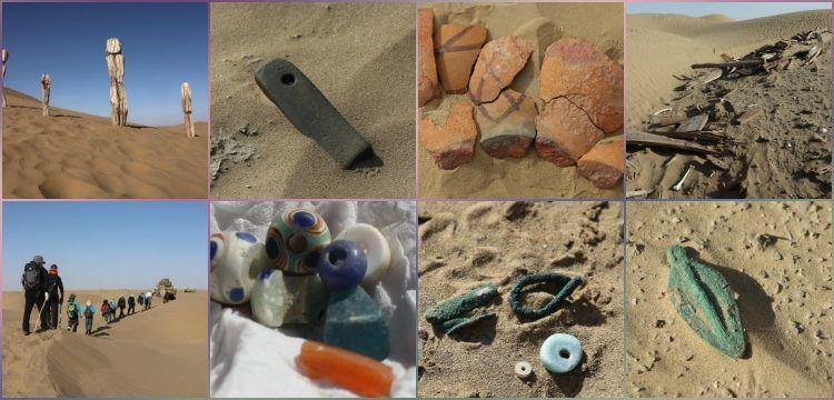 Doğu Türkistan'da Yeni Arkeolojik Keşifler