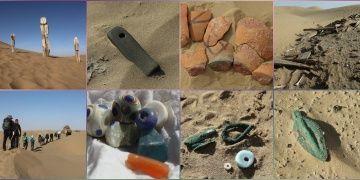 Doğu Türkistanda Yeni Arkeolojik Keşifler