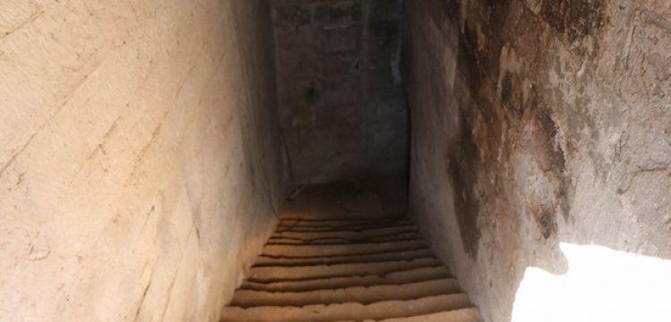 Aya Maryeros Yeraltı Manastırı tünelleriyle dolu bir akıl hastanesi