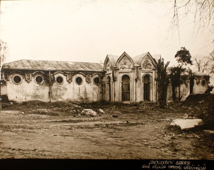 Beylerbeyi Sarayı'ndaki Ahır Köşkü'nün restorasyonu tamamlandı