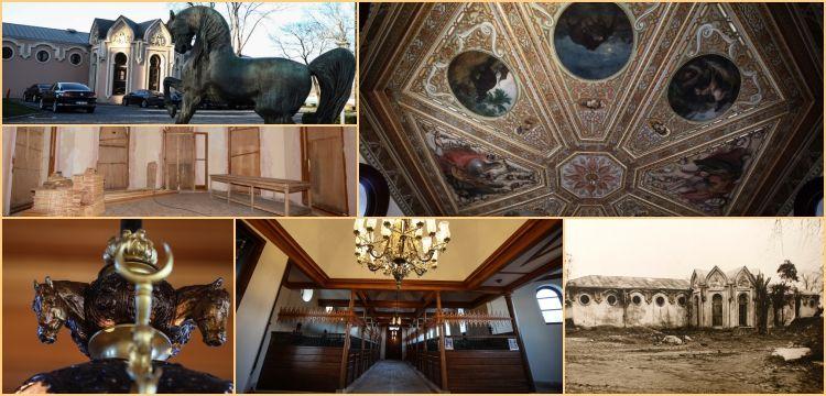 Beylerbeyi Ahır Köşkü'nün müzeye dönüştürülmesi planlanıyor
