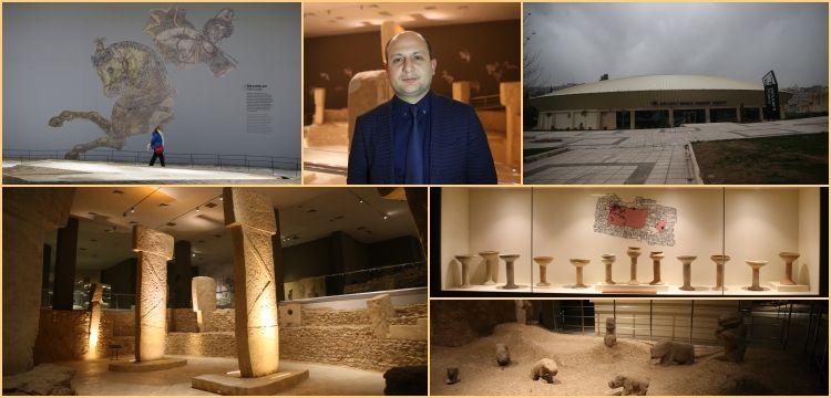 Şanlıurfa Müzesinde Göbeklitepe Yılı bereketi başladı