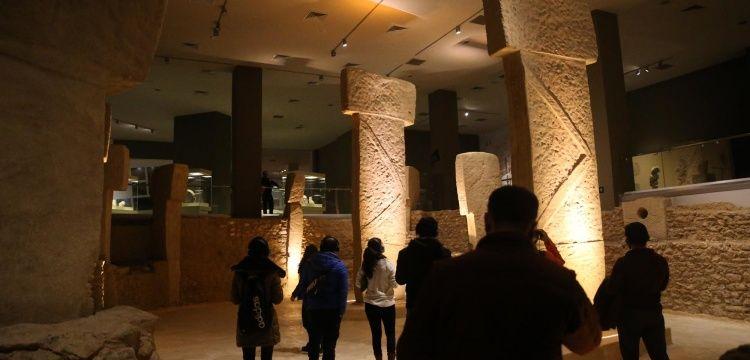 Şanlıurfa Müzesine Göbeklitepe dopingi