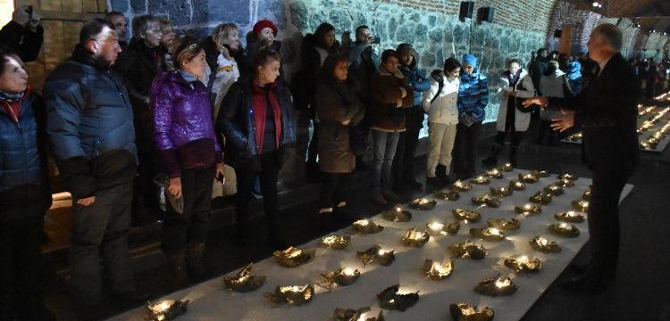 Kafkas Cephesi Harp Tarihi Müzesine Doğu Ekspresi ilgisi