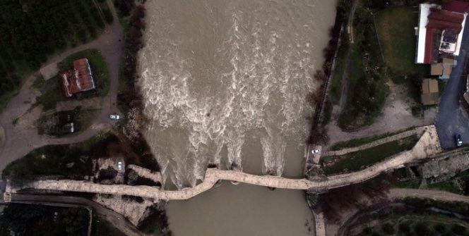 Türkiyenin en görkemli Taşköprüsü: Alaeddin Keykubad Köprüsü