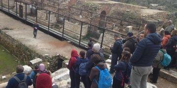 Aydında arkeolog rehber eşliğinde trekking turları başladı