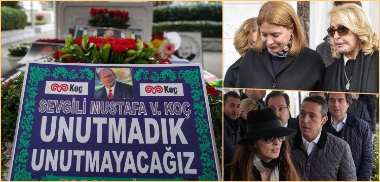 Sualtı arkeolojisinin unutulmaz sponsoru Mustafa V. Koç anıldı
