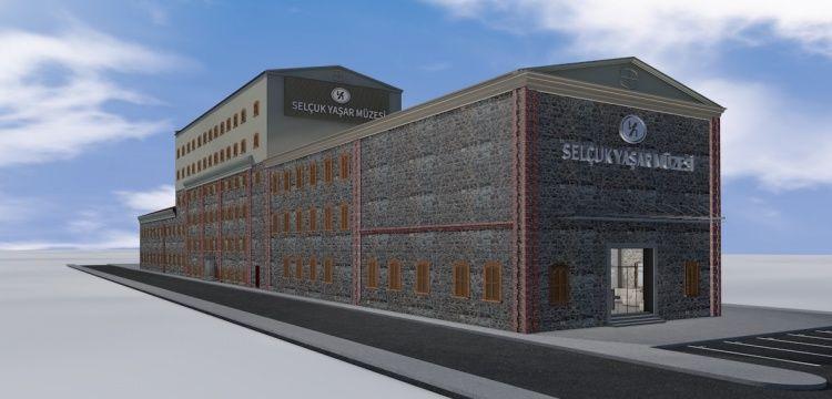 İzmir'in ilk kent müzesinin tahmini maliyeti 20 Milyon TL