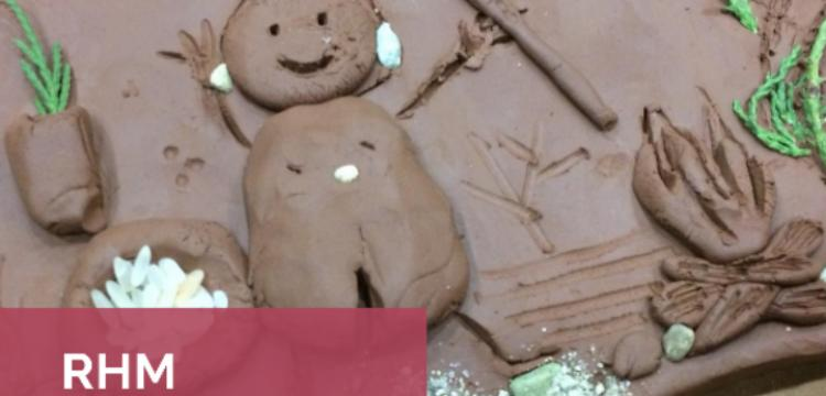Rezan Has Müzesi çocukları çamurdan hikayeler anlatmaya çağırıyor