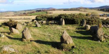 Arkeolojik fiyasko: 4500 yıllık sanılan taş çember 20 yıllık çıktı