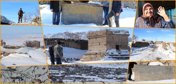 Arkeolojik SİT alanı ilan edilen köyün gençleri bekarlıktan dertli!