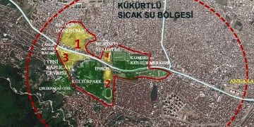Bursa Büyükşehir Belediyesi termal turizm projesi için Dubaililerle temasta