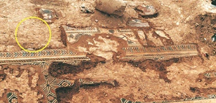 Hermitage Müzesi de Türkiye'den kaçırılan bir mozaiği saklıyor
