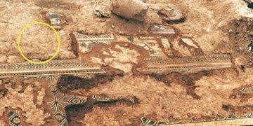 Hermitage Müzesi de Türkiyeden kaçırılan bir mozaiği saklıyor