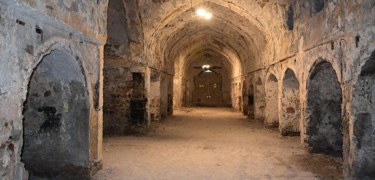Kerkük Kayseri Çarşısının restorasyonu haziranda bitecek