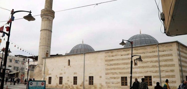 Kilis'teki tarihi Çalık Camisi'nin restorasyonu tamamlandı