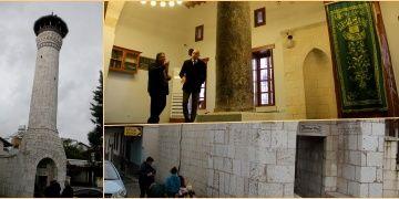 Hataydaki Sarımiye Cami yeniden ibadete açıldı