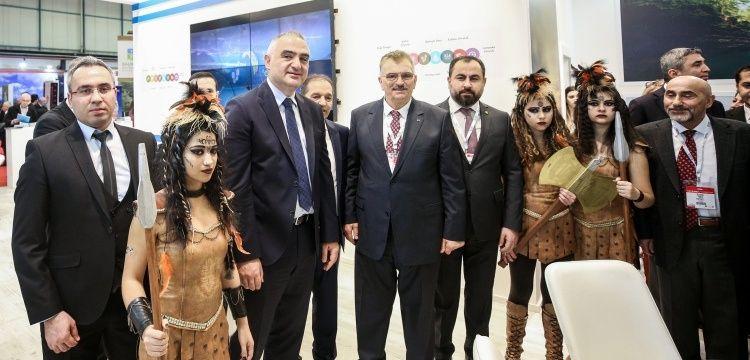 EMITT 2019 Doğu Akdeniz Uluslararası Turizm ve Seyahat Fuarı açıldı