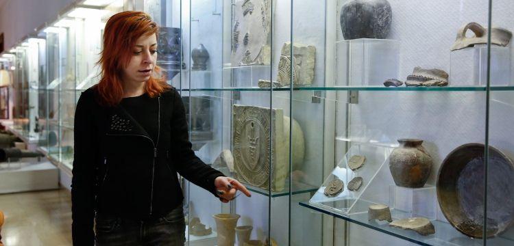Arkeolog Lejla Becar: Osmanlılara ait arkeolojik eserler önemsenmiyor