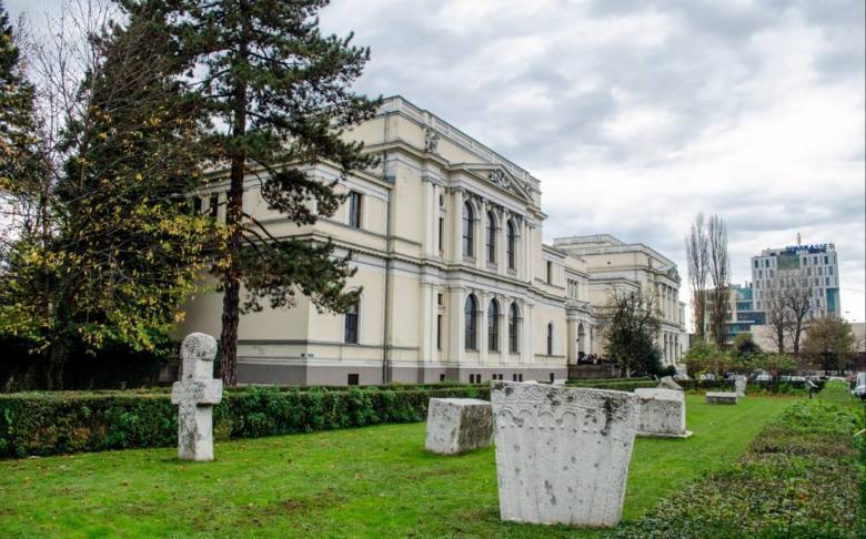 Bosna Hersek Ulusal Müzesi'nde sergilenen bazı eserler