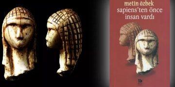 Metin Özbek, Sapiensten Önce İnsan Vardı kitabını anlattı