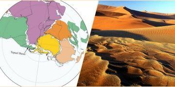 Afrikada 300 milyon yıl önce eriyen buzulların izleri bulundu