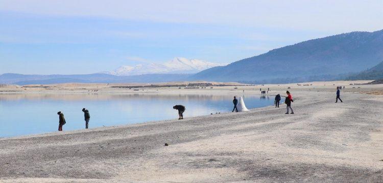 Salda Gölü ve kayak merkezinde hedef yaz ve kış turizmi