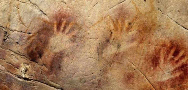 Altamira mağarasında çocuk eline ait 3 yeni el izi keşfedildi