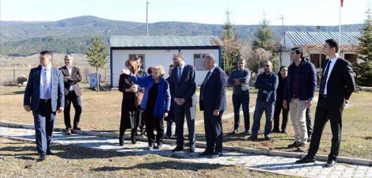 Hitit Üniversitesi Arkeoloji Bölüm Başkanı Prof. Dr. Aygül Süel oldu