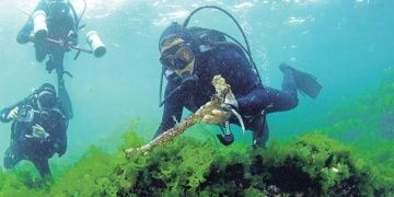 Patrik Photios için batık adada sualtı arkeolojik araştırması yapılabilir