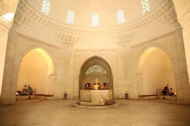 Sultan II. Bayezid Külliyesi Sağlık Müzesi ziyaretçileri yüzde 8 arttı