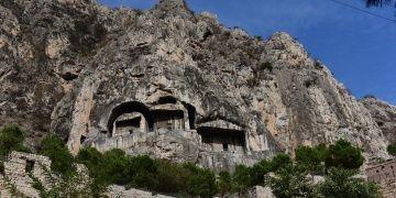 Amasya Harşena Dağı ve Pontus Kral Kaya Mezarları UNESCO yolunda