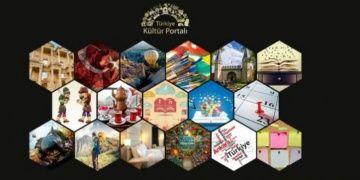 www.kulturportali.gov.tr sitesinin ziyaretçi sayısı artıyor