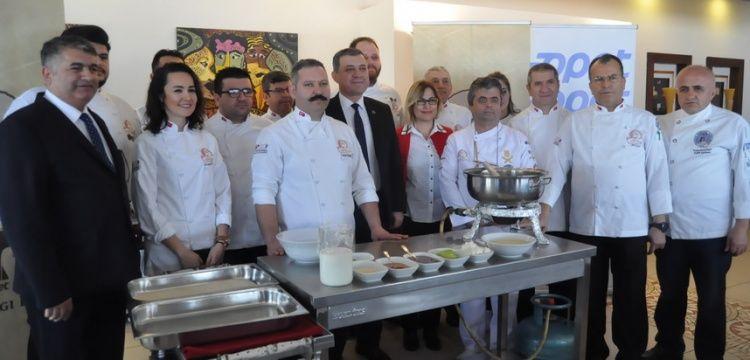 OPET, antik çağın lezzeti Globi'yi Çanakkale Troya Tatlısı adıyla yaşatıyor