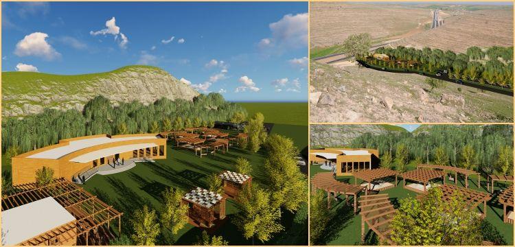 Diyarbakır'a MiniaDiyarbakır ve Zerzevan Arkeopark projeleri hazırlanıyor