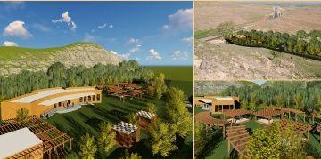 Diyarbakıra MiniaDiyarbakır ve Zerzevan Arkeopark projeleri hazırlanıyor