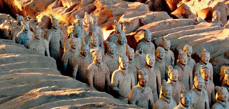 Çin'in dev Terracotta Ordusuna 16 yeni asker eklendi