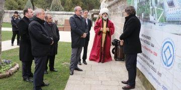 Emniyet Müdürleri Sultan II. Bayezid Külliyesi Sağlık Müzesini gezdi
