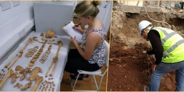 Death in the sun and 250 post-medieval skeletons in Gibraltar