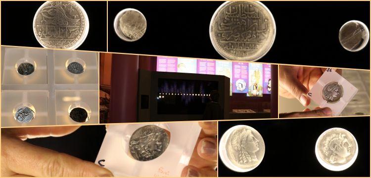 Hatay Arkeoloji Müzesi sikke koleksiyonuyla da iddialı