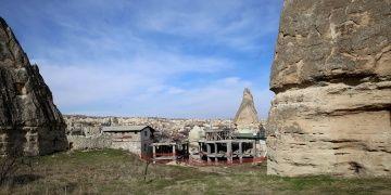 Nevşehirdeki tartışmalı otel inşaatı için yıkım kararı alındı