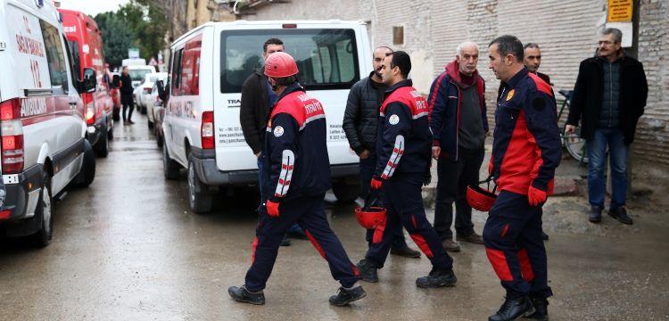 Adana Yeni Arkeoloji Müzesi inşaatında iş kazası: 1 ölü, 5 yaralı