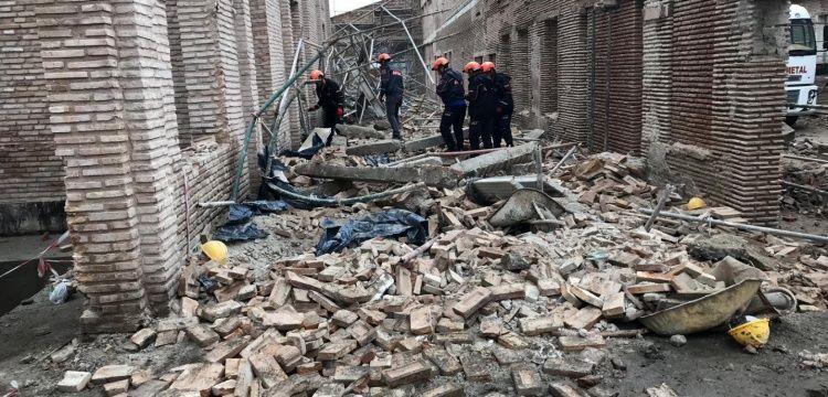 Adana Müze Kompleksindeki iş kazası TBMM'de görüşmelerine yansıdı