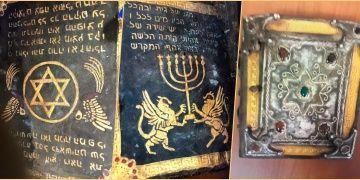 Aydında bir kadının bahçede sakladığı İbranice kitap araştırılıyor