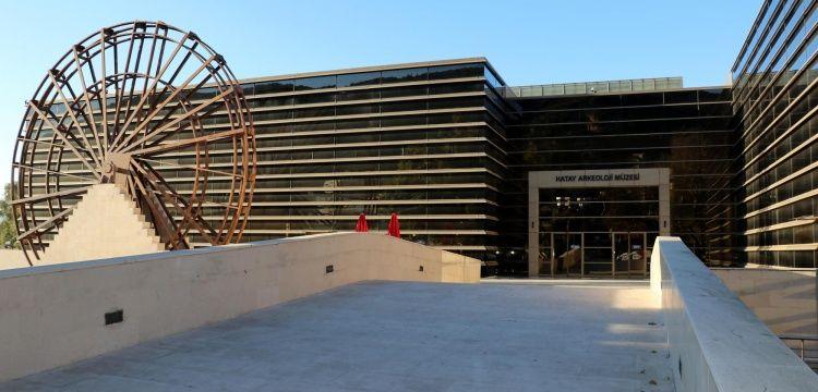 Hatay Arkeoloji Müzesi genişletme inşaatı devam ediyor
