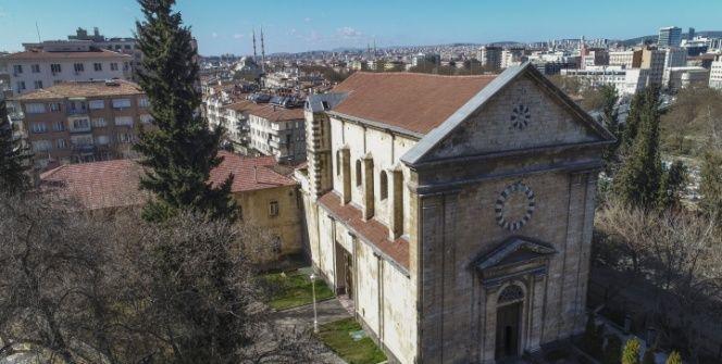 İşte Gaziantepte Anadolu Arkeoloji Enstitüsü olacak tarihi bina